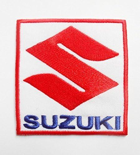Toppe – Suzuki – Red Blue White – Motocross – Motorsport