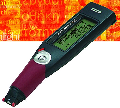 Wizcom Quicktionary TS English-Hebrew Translator Pen Scanner by Wizcom Quicktionary TS Hebrew