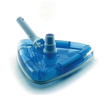 acuariofilia welt24 Triángulo suelo - Limpiador con adaptador para Tele Pol tangen Cepillo Limpiador para piscinas Pool Limpieza Pool Robot aspiradora: ...