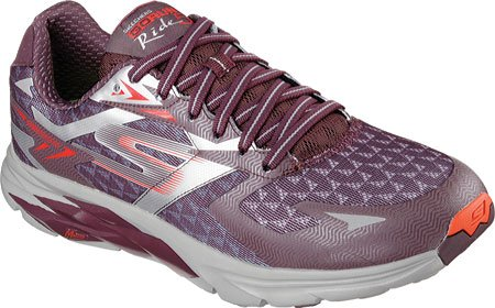 Skechers Men's GOrun Ride 5 Running Shoe,Burgundy,US ...