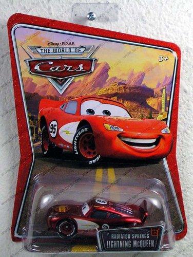 Radiator Springs Disney Pixar Cars Supercharged Edition Mattel 1:55 Scale - Mattel Supercharged