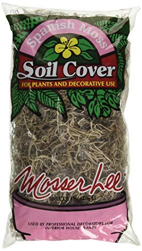 (Mosser Lee 0550 Spanish Moss, Gray, 100 Cubic Inch)