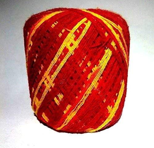 Wrist Thread Band for Hindu Diwali Dipavli /& Sacred Pooja Trader 2 Pcs Sacred Moli Thread Moli J.P String mauli