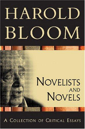 Novelists and Novels: A Collecti...