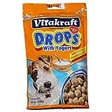 Yogurt Drops for Dog Treat by Vitakraft [Pet Supplies]