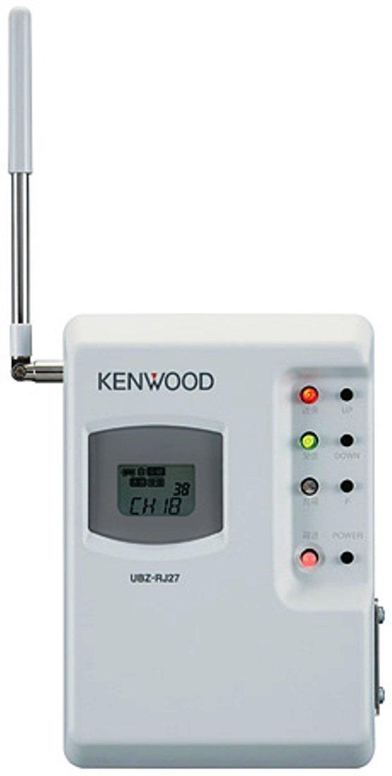 ケンウッド 特定小電力中継器 トランシーバー用/免許・資格不要 UBZ-RJ27