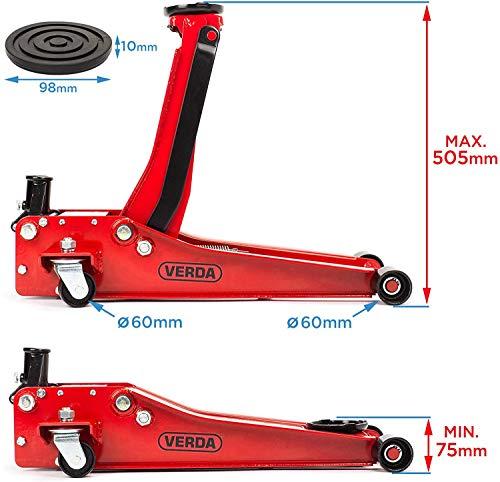 Unterstellbock Modellwahl Wagenheber 3T + 2x Unterstellbock mit Sicherung Wagenheber 3T Rangierwagenheber mit Doppelkolben Heber St/änder