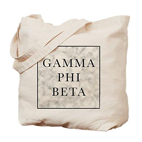 Gamma En Sac MarbreToileKakiS Phi Cabas Cafepress Beta tQdshr