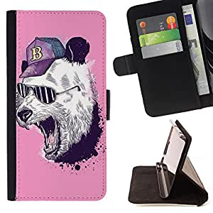Jordan Colourful Shop - FOR Samsung Galaxy S5 V SM-G900 - I??m tougher - Leather Case Absorciš®n cubierta de la caja de alto impacto