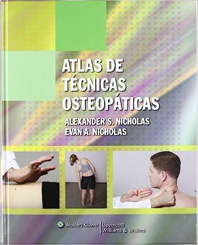 Atlas de tecnicas osteopaticas (Spanish Edition)