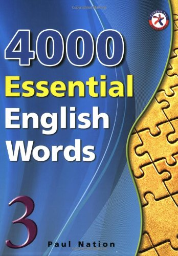 4000 Essential English Words, Book 3 ebook