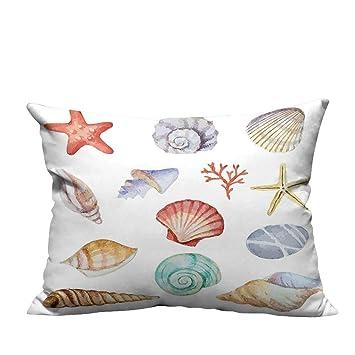 Amazon.com: YouXianHome Funda de almohada para sofá delfines ...