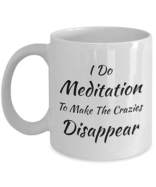 Meditation Mug for Women Birthday Gifts for Teacher Yoga ...