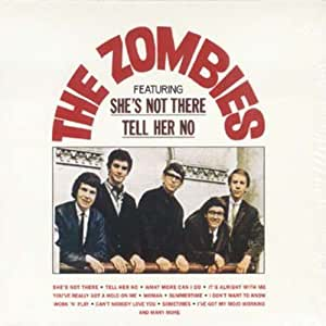 The Zombies Begin Here Amazon Com Music