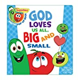 VeggieTales: God Loves Us All, Big and Small, a Digital Pop-Up Book (padded)