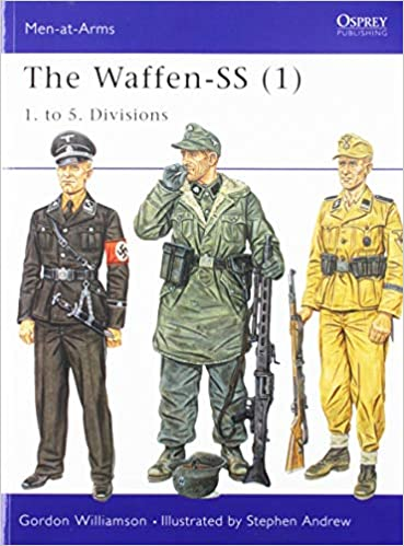 Amazon com: Men-at-Arms 401: The Waffen-SS (1) 1  to 5