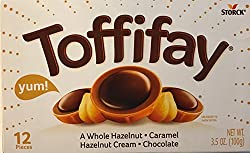 Toffifay Hazelnut Candies, 3.5 Ounce