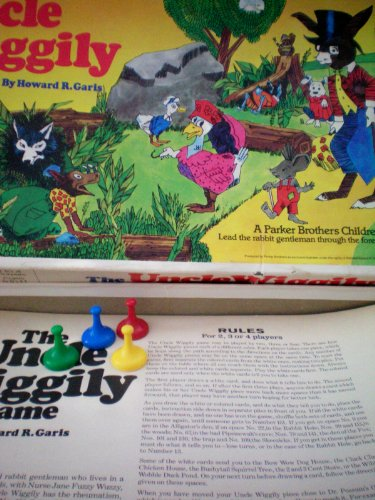 uncle wiggily board game - 6