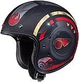 Best Star Wars Motorcycle Helmets - HJC IS-5 Star Wars Poe Dameron 3/4 Motorcycle Review