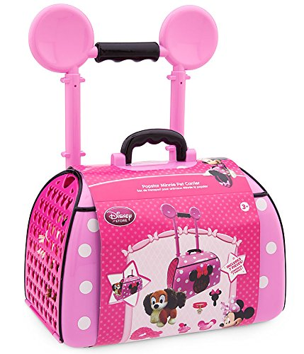 Disney Mickey Mouse Minnie Mouse Popstar Pet Carrier Set by Mickey Mouse