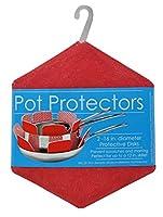 S&T 409200 Pot Protectors (2 Pack)