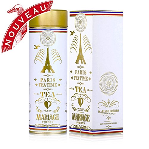 PARIS TEA TIME White tea Thé Parisien by Mariage Freres