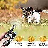 CLEEBOURG Dog Shock Collar, Remote Dog Training