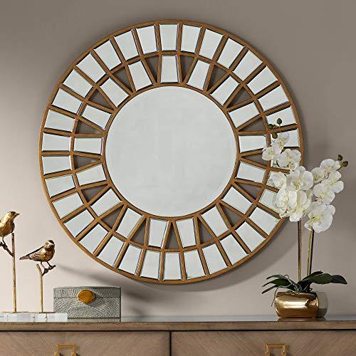 Possini Euro Design Possini Euro Mosaic Gold Leaf 33