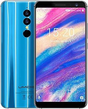 UMIDIGI A1 Pro - 5.5 Pulgadas (relación 18: 9) HD + Smartphone 4G ...