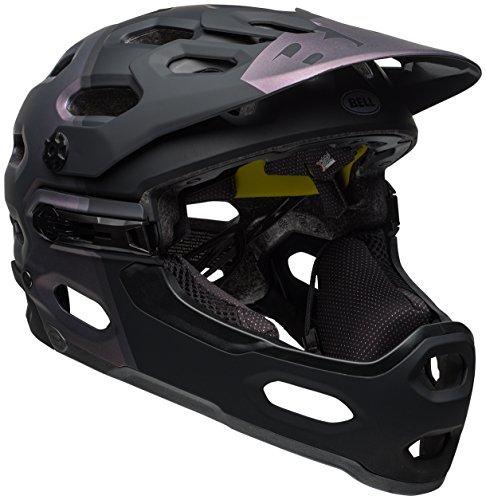 Bell Cycling Helmets - Bell Super 3R MIPS Cycling Helmet - Matte Black/Orion Medium