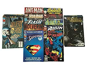 Comic Book Value Pack (Includes 25 issues)