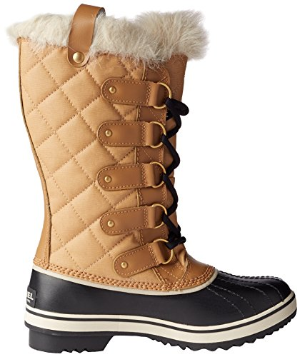Sorel Tofino Cate - Botas Mujer Marrón - Brown (Curry/Black)