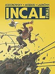 Incal Final + Caixa Da Coleção (volume 3 Da Série Todo Incal)