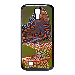 Butterfly Custom Cover Case for SamSung Galaxy S4 I9500,diy phone case ygtg522516