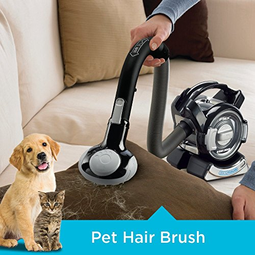 Rugs That Dog Hair Won T Stick To: BLACK+DECKER BDH2020FLFH MAX Lithium Flex Vacuum With
