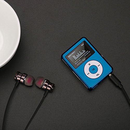 TwoCC Electrónica de consumo, USB Mini reproductor de MP3 Pantalla ...