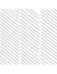 200PCS Amersumer 6Inch Clear Plastic Luggage Tag Worm Loop Strap for Bag Tags.