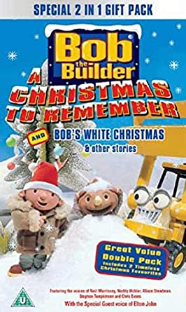 bob the builder a christmas to remember vhs - Bob The Builder A Christmas To Remember