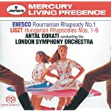 Rhapsodie 1 Op.11/Ungarische Rhapsodien (Sacd)