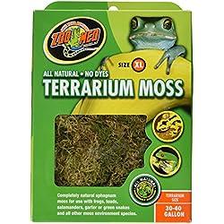 Zoo Med Terrarium Moss 30-40 Gallons
