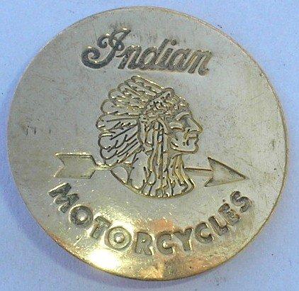 Brass Indian...