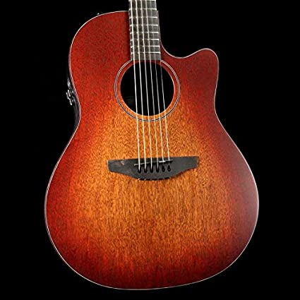 Ovation American SX Series 6 cuerdas de guitarra acústica ...