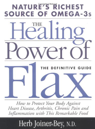 Healing Power Flax Arthritis Diabetes product image