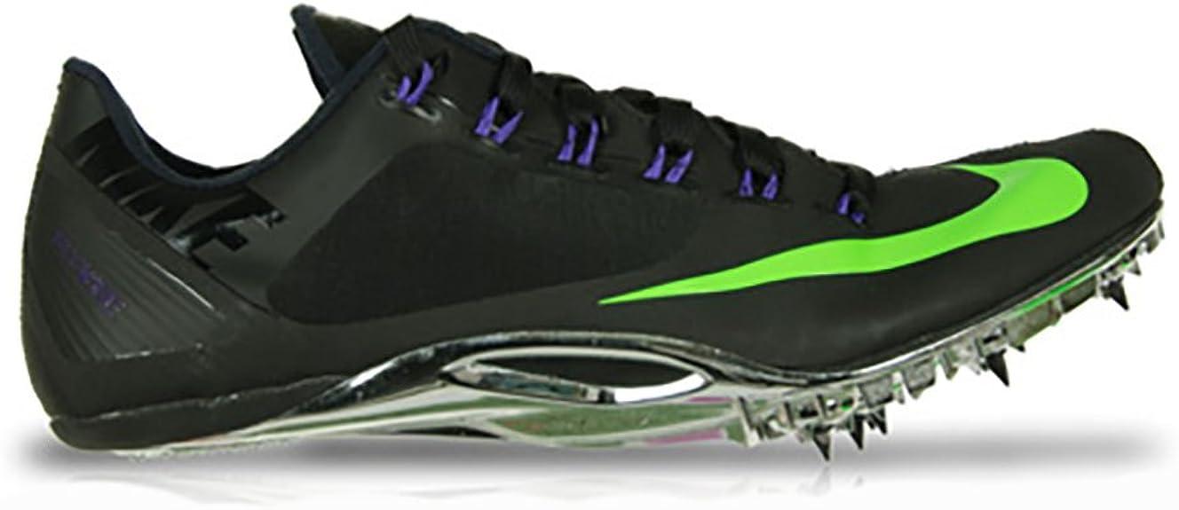 Nike Zoom Superfly r4, Zapatillas de Running para Hombre, Negro (Negro (Black/Green Strike-Fierce Purple), 46 EU: Amazon.es: Zapatos y complementos