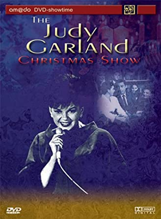 Amazon Com Judy Garland Christmas Show Judy Garland Movies Tv