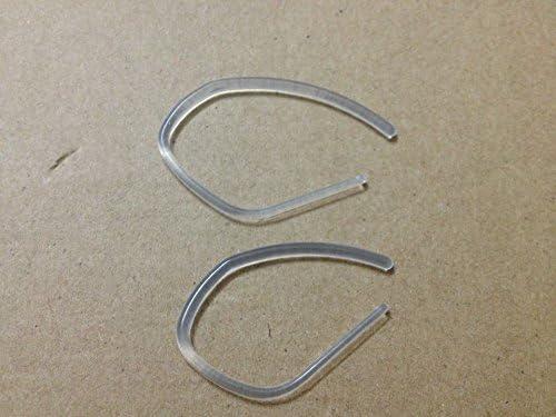 YunYiYi 2pcs Ear Hook Earhook for Jabra Style Bluetooth Headset Wireless Headphones Earphone Repair Parts Accessories