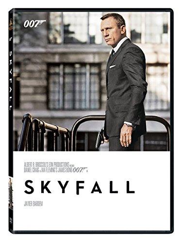 Skyfall (Jam Dvd)