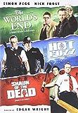World's End / Hot Fuzz / Shaun of the Dead (Simon Pegg Triple Feature)