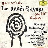 Stravinsky: The Rake's Progress ~ Bostridge · York · Terfel · von Otter · Howells · LSO · Gardiner