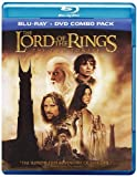 The Lord of the Rings the Two Towers Blu-Ray + DVD Combo Pack